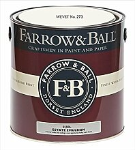 Farrow & Ball Estate Emulsion 2,5 Liter - WEVET No. 273