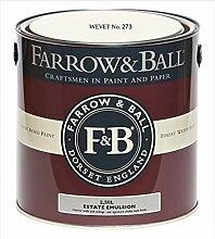 Farrow & Ball Estate Emulsion 2,5 Liter - WEVET