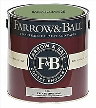 Farrow & Ball Estate Emulsion 2,5 Liter -