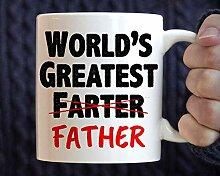 Farter Vater Geschenk Geschenkidee für Papa Welt