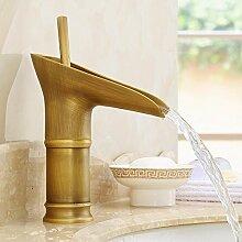 Fashion antike Badezimmer Waschbecken mit einzigen