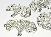 Fashion Jewellry Schmuckzierteile Apfelbaum