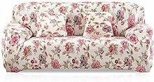 Fashion·LIFE Sofabezüge 2 Sitzer Elastischer