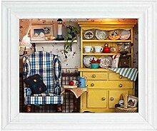 FASHION TOY DIY Dollhouse Mini Kit hängenden