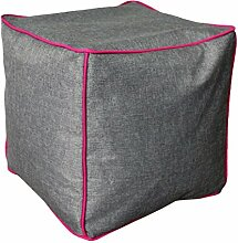 Fashionpillow NeonPipe - Sitzsack - Hocker/Cube in