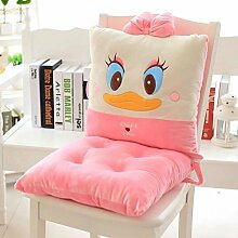 Fashions Indoor/Outdoor Hohe Rückenlehne Stuhl, Kissen abtrennbarem Stuhl Pad Lendenpolster 3-style