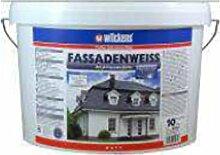 Fassadenfarbe für aussen (Fassadenweiss 10 Liter)