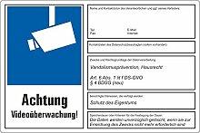 Fassbender-Druck SCHILDER dsgvo BDSG -