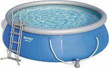 Fast Set Pool Komplettset rund, mit