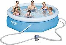 Fast Set Pool Set mit Filterpumpe 305x76cm