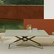 Fast ZEBRA höhenverstellbarer Tisch 140 cm,