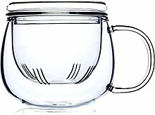 fastar 250ml doppelten Glas Tasse,
