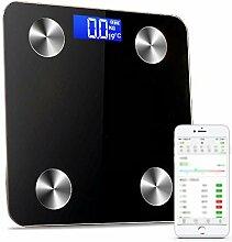 Fat Smart Scale, Körperfettanalysator 180kg