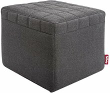 Fatboy 900.0732 Sitzwürfel, Kunststoff, grau, 60 x 60 x 72 cm