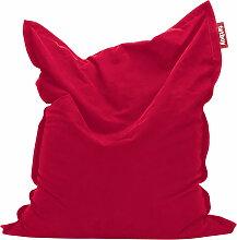 Fatboy - Original Sitzsack Stonewashed, red