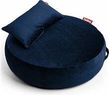 Fatboy - Pupillow Velvet Sitzsack, dunkelblau