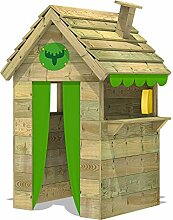 FATMOOSE Kinder-Spielhaus BeetleBox Bling XXL