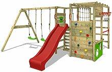 FATMOOSE Klettergerüst Spielturm ActionArena Air