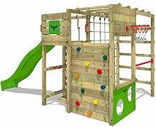 FATMOOSE Klettergerüst Spielturm FitFrame mit