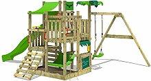 FATMOOSE Spielturm BananaBeach Big XXL Kletterturm