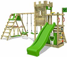 FATMOOSE Spielturm BoldBaron Boost XXL Spielplatz