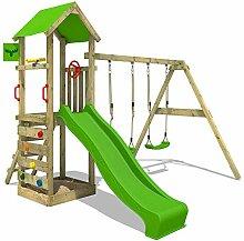 FATMOOSE Spielturm KiwiKey Kick XXL Kletterturm
