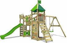 FATMOOSE Spielturm RiverRun Royal XXL Kletterturm