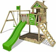 FATMOOSE Spielturm RockyRanch Roll XXL -
