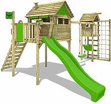 FATMOOSE Stelzenhaus FunFactory Fit XXL Spielturm