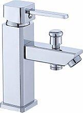 Faucerd Double Use Single Loch Waschbecken Mit