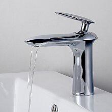 Faucerd Kupfer Wasserhahn Armatur Waschbecken Wasserhahn