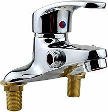 Faucerd Waschbecken Wasserhahn Warmes Und Kaltes