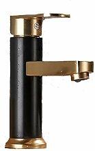Faucet-4456 Art Tap Space Aluminium heiß und kalt