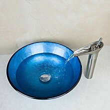 Faucet&xiyiji Waschbecken-Set für Badezimmer, mit