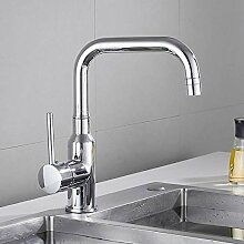 Faucetkk Wasserhahn Galvanisierte Küchenarmatur