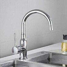 Faucetkk Wasserhahn Galvanized Kitchen Large