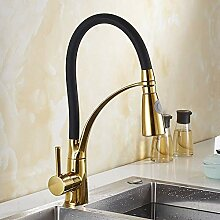 Faucetkk Wasserhahn Luxus Goldene Persönlichkeit