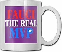 Fauci-The-Real-MVP-Dr-Fauci Ultraweiße Keramik