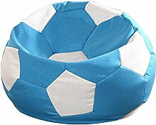 Faule Couch, Styropor Fußball Sitzsack Sofa,