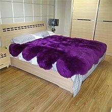 Faux Lammfell Schaffell Teppich Australian Fur