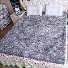 Faux Lammfell Schaffell Teppich Wolle Matratze
