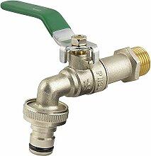 FAVENGO Wasserhahn 1/2 Zoll Aussen Premium