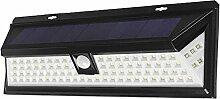 FAVOLOOK 90 LED Solarleuchten Bewegungsmelder