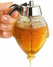 Favson Honigspender, kinderfreundlich,