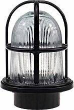 Fax Schiffslampe schiffsleuchten Gitter lampe aus