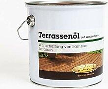 Faxe Terrassenöl Bambus 2,5 Liter Terrassenmöbel