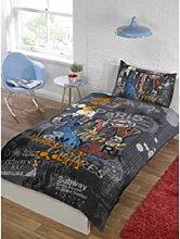 Bettwasche Graffiti Gunstig Online Kaufen Lionshome