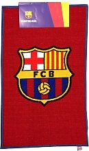 FC Barcelona CREST Vorleger Kinder Spiel Teppich