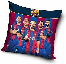 FC Barcelona Dekorative Kissenhülle Kissenbezug