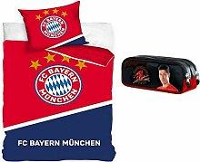 FC Bayern München Bettwäsche 100% Baumwolle